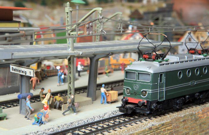 Miniatur-Eisenbahn