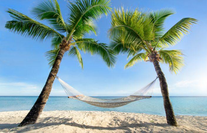 Insel in der Karibik